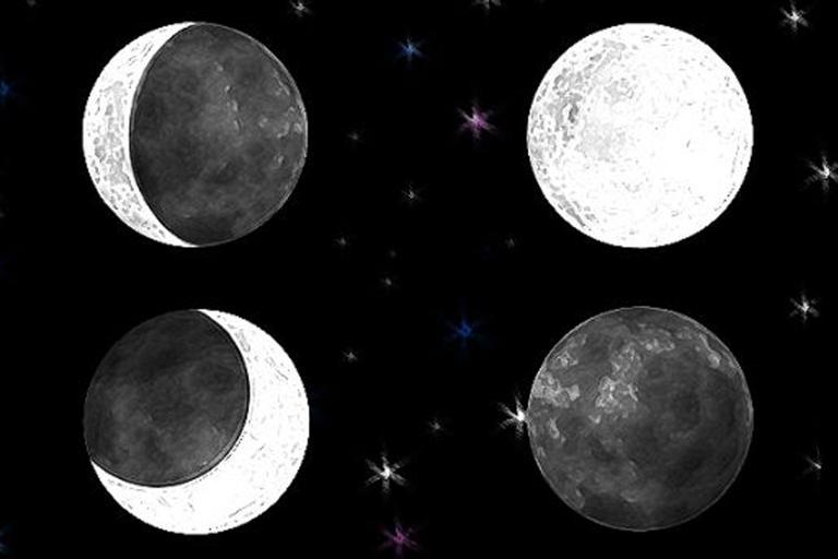poder da lua