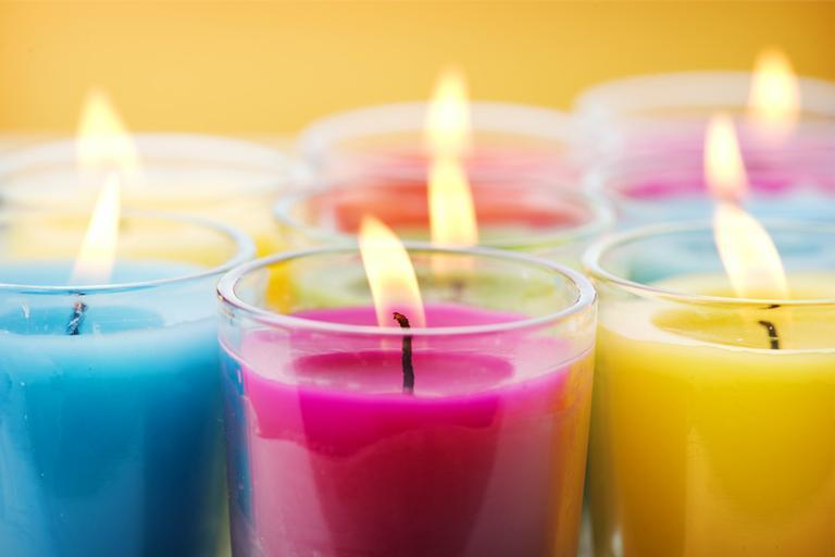 ritual das velas