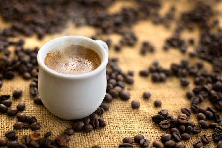 oráculo de borra de café