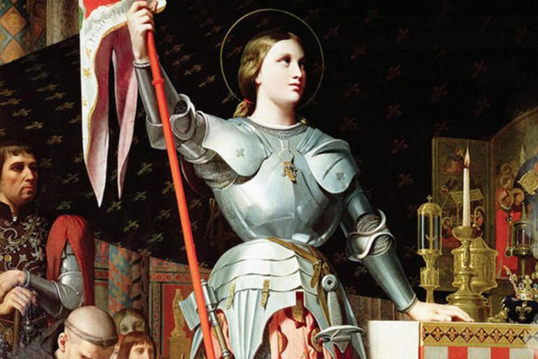 Santa Joana D'Arc: conheça a história e oração da heroína francesa