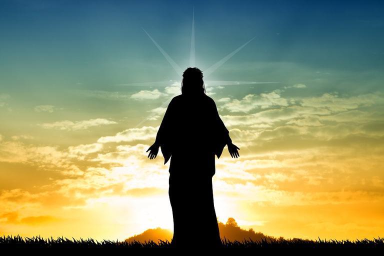 conversa com jesus sombra-por-do-sol