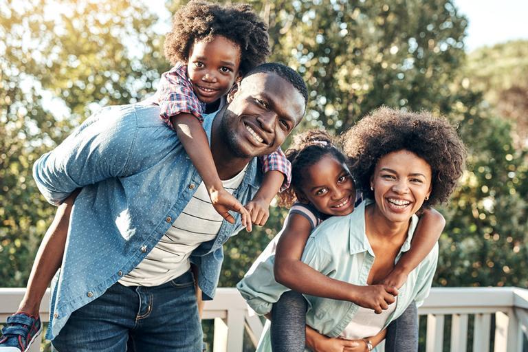 limpeza de energias na família