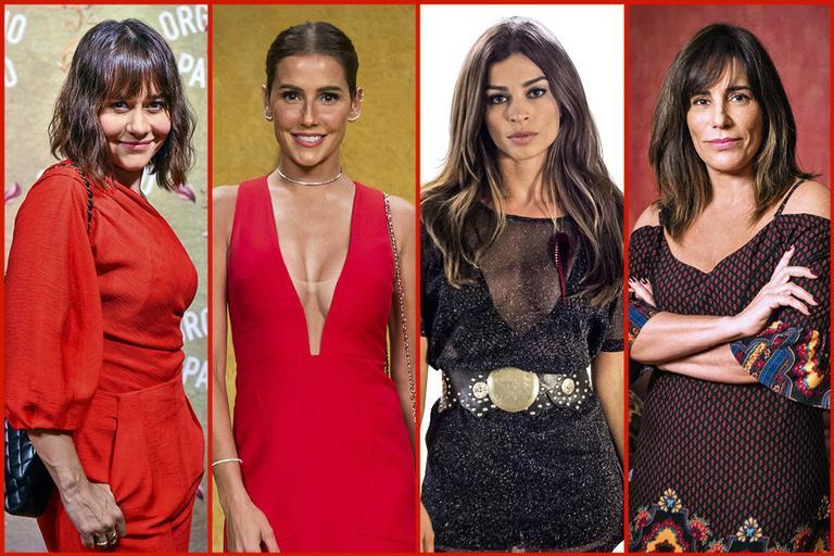 Alessandra Negrini, Deborah Secco, Grazi Massafera e Gloria Pires.