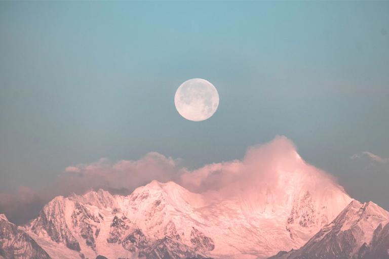 Simpatias para lua cheia