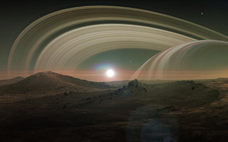 Saturno está em Aquário desde 22/03