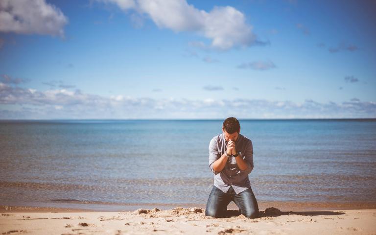 A fé é um porto seguro nos momentos de aflição