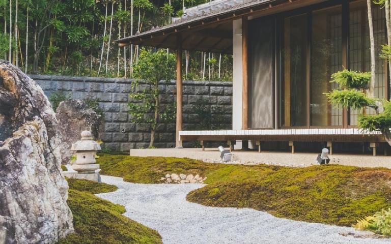 Você pode ter um jardim para meditar e relaxar na sua casa