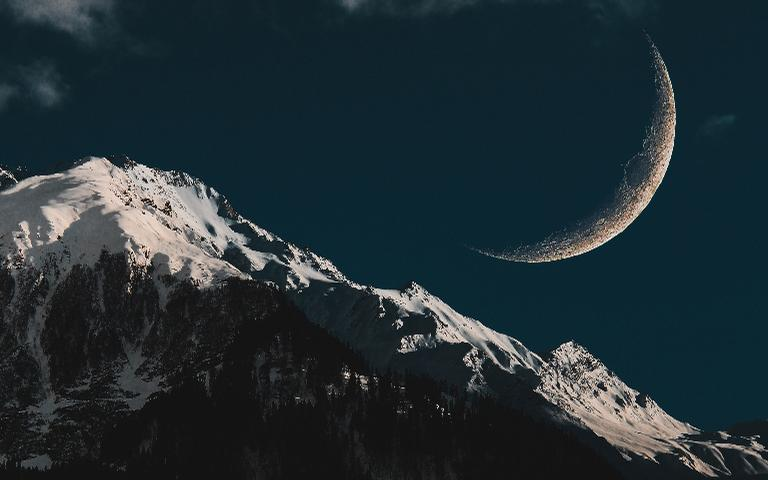 Cada fase da Lua representa um momento diferente para nossa vida