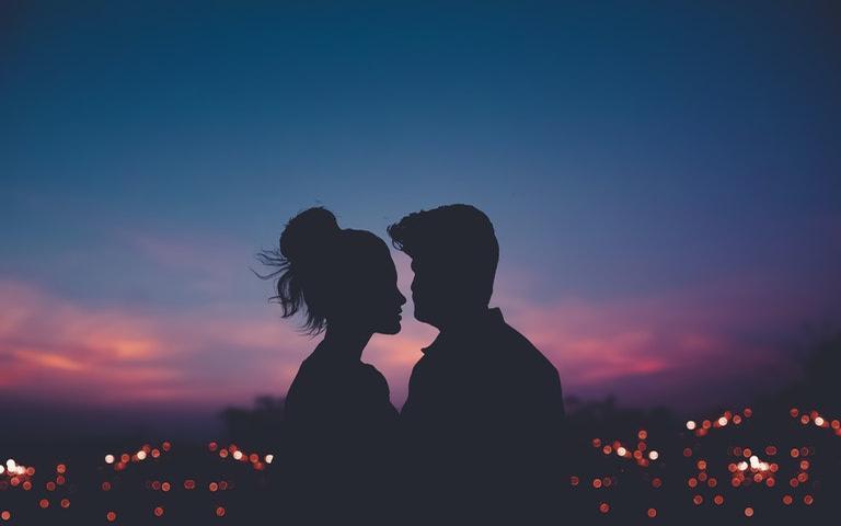 Cada casal tem sua própria combinação astral
