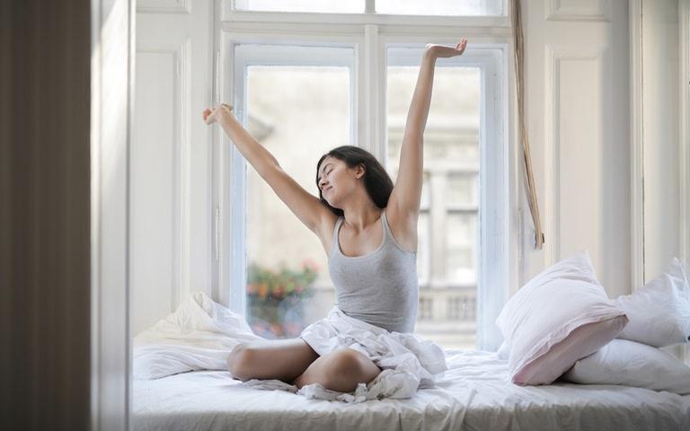 Uma boa noite de sono ajuda na restauração das energias físicas e mentais
