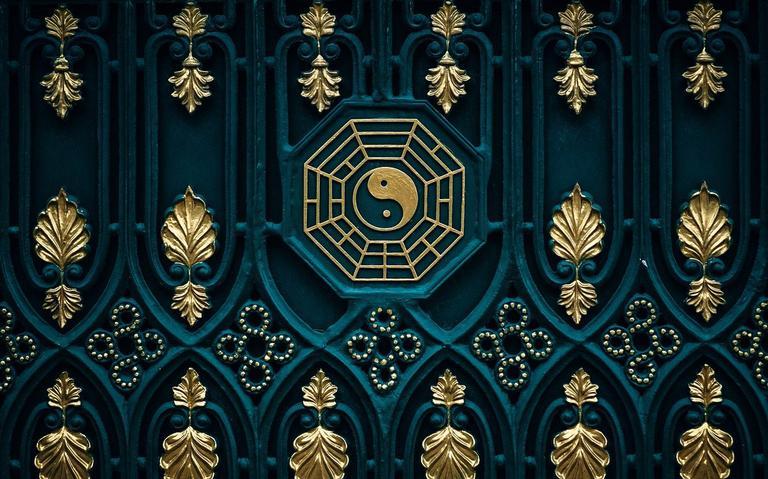 O Yin Yang é um dos símbolos místicos mais famosos do mundo