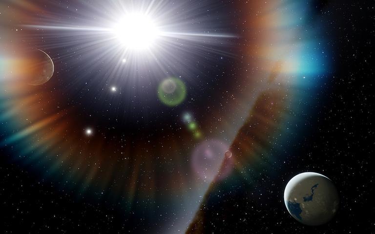 Os astros podem dizer muito sobre como será o dia de amanhã