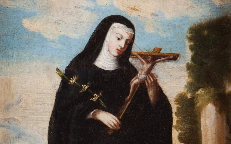 Santa Rita de Cássia, santa das causas impossíveis