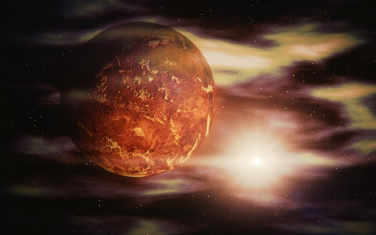 Vênus é o planeta associado ao amor