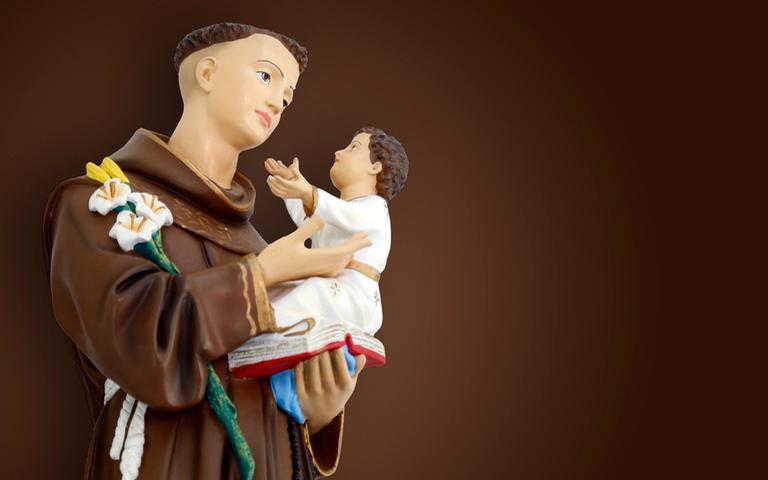 Conte com a intercessão do santo casamenteiro