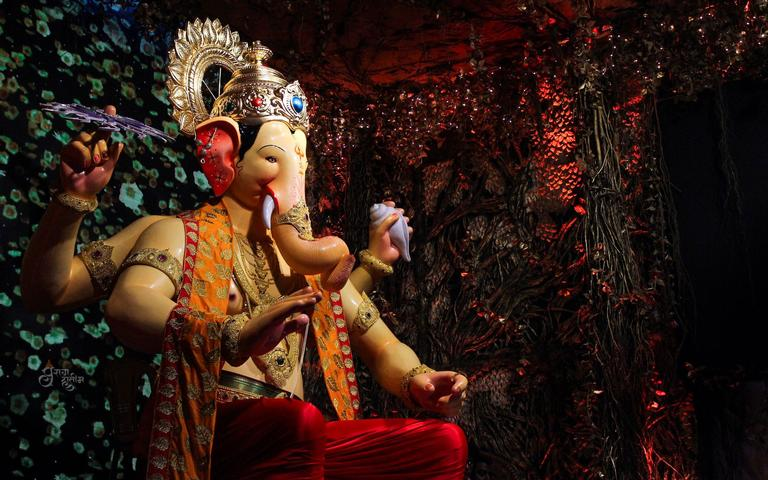 Estátua de Ganesha
