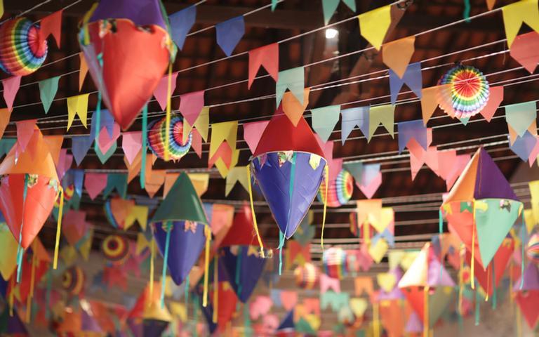 As festas juninas são importantes comemorações no calendário brasileiro