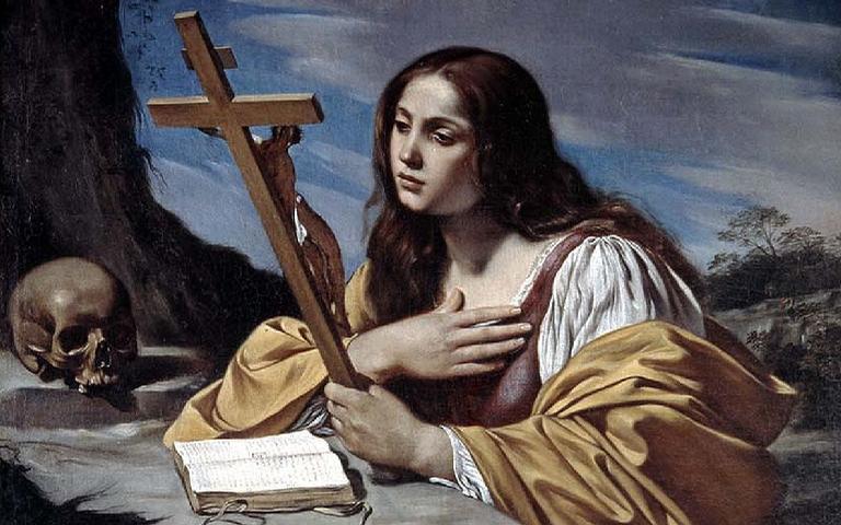 Peça pela intercessão de Santa Maria Madalena
