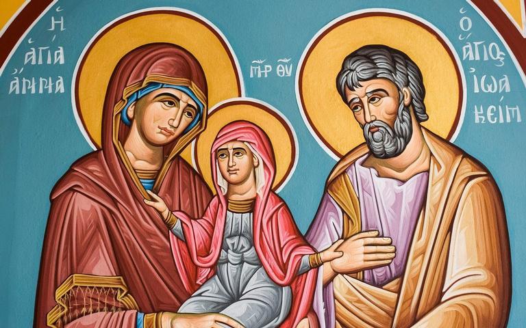 Tenha o poder de Sant'Ana e São Joaquim ao seu lado