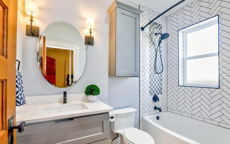 Melhore a energia da casa por meio do banheiro