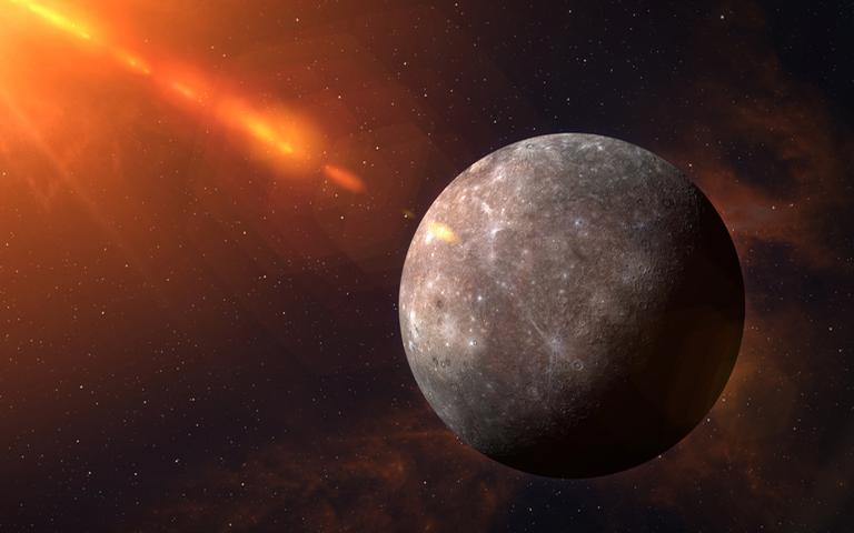 Mercúrio em Leão - Shutterstock