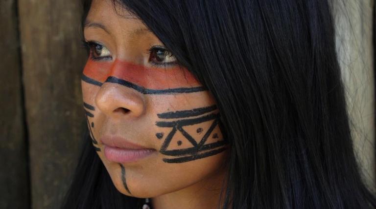 A mulher indígena é uma grande fonte de conhecimento