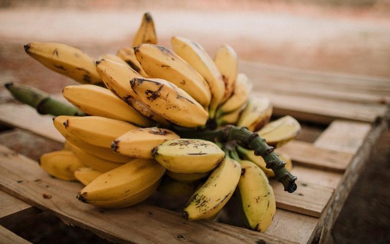 A banana é um dos alimentos mais populares do Brasil