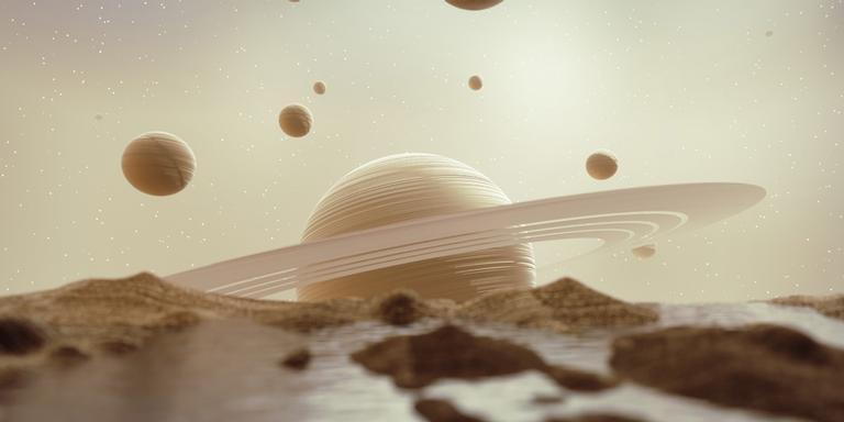Saiba mais sobre Saturno, o planeta da cobrança e estruturação que agora retornou ao movimento direto