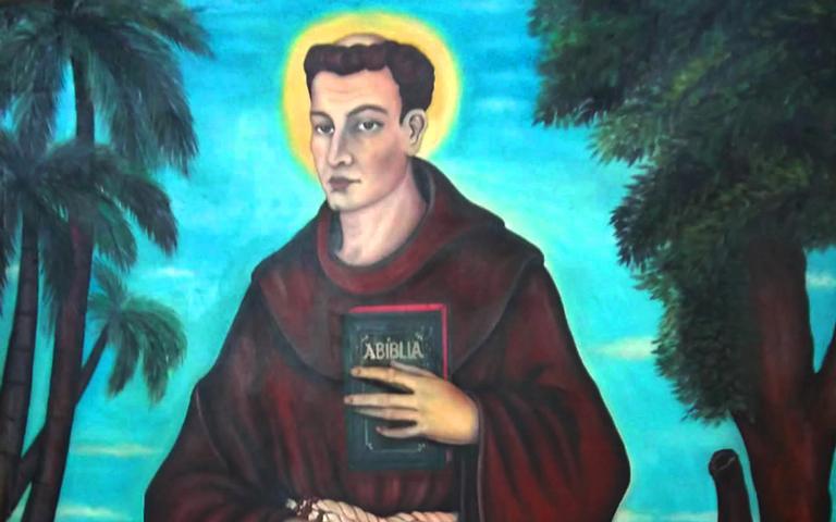 Veja a oração do santo brasileiro