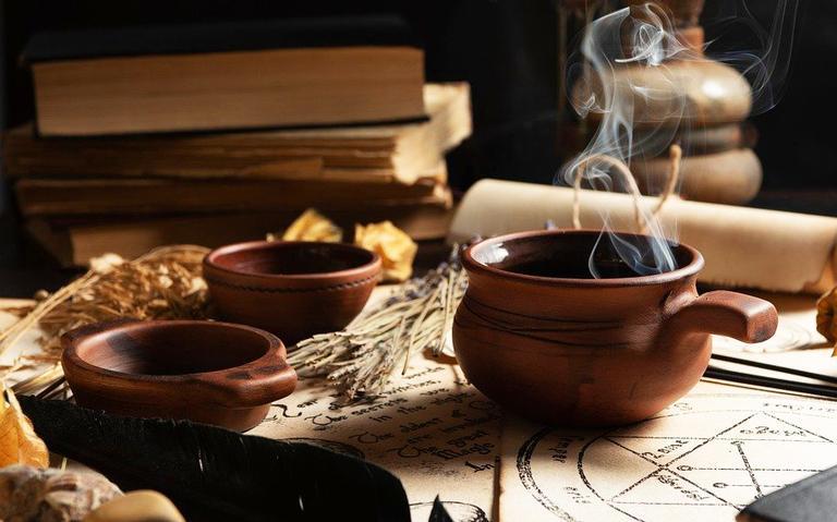 Com ingredientes simples é possível realizar várias magias