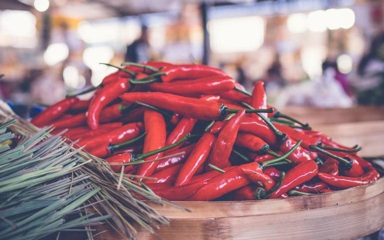 Conheça as utilidades energéticas das pimentas
