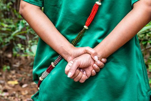 Conheça um pouco mais a história da Umbanda