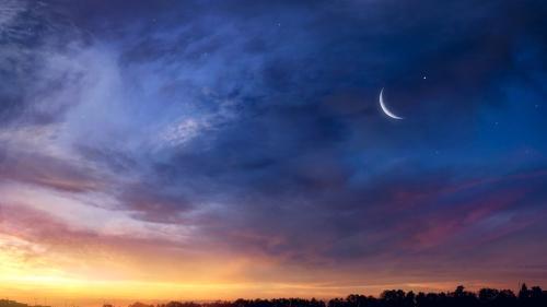 Saiba mais sobre a lua crescente no signo de Peixes