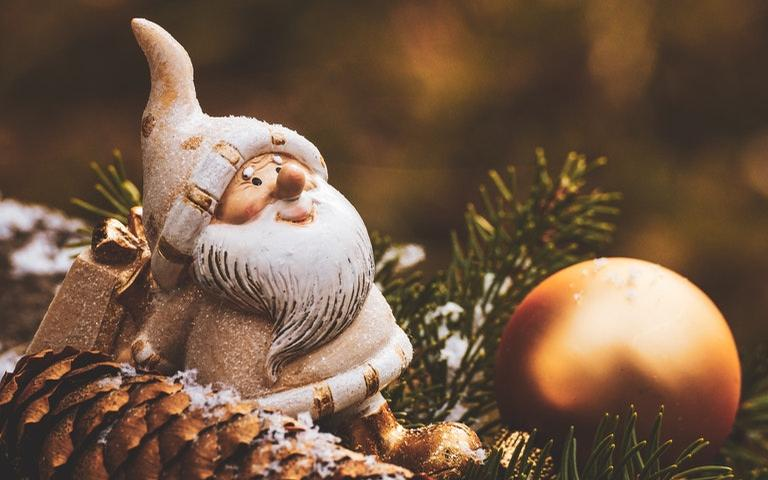 Atraia a prosperidade no Natal