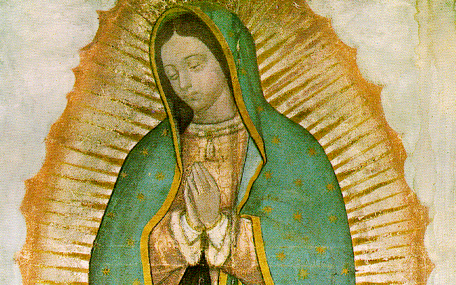 Conheça as orações à Nossa Senhora de Guadalupe