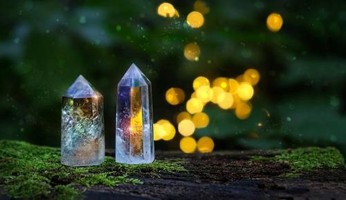 Conheça magias com Cristais para o novo ano que vem aí