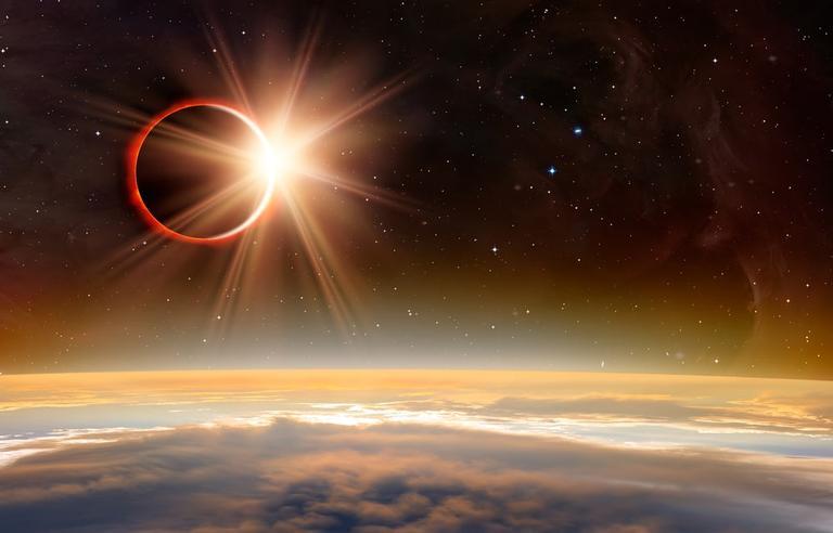 Entenda mais sobre o eclipse o solar total