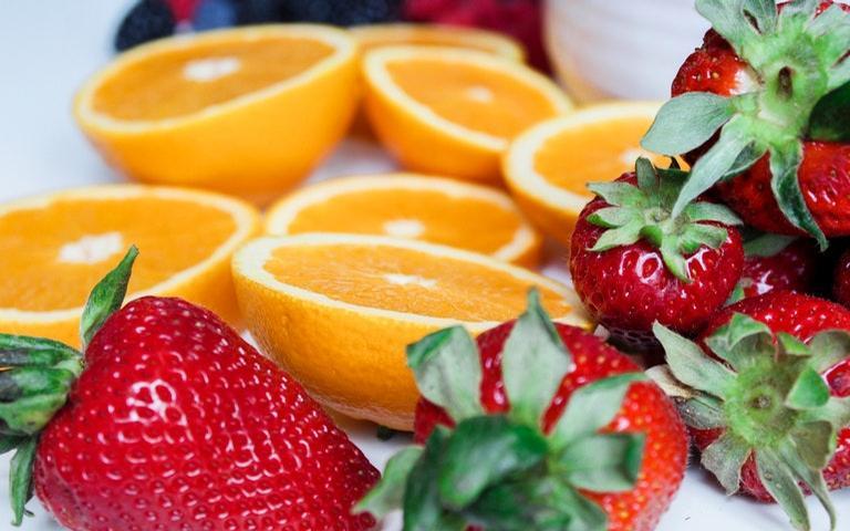 Use o poder das frutas para realizar o que você quiser