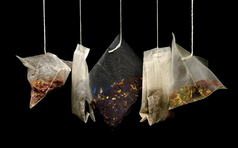 Veja as utilidades do sachê de chá