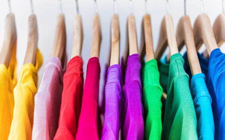 Use as cores para renovar as suas energias
