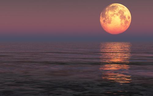 Hoje, dia 28 de março, ocorre a primeira lua cheia no novo ano astrológico