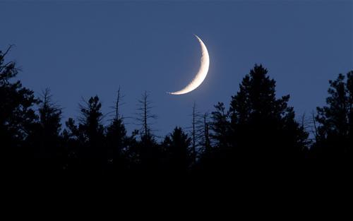 Hoje, às 16h49, temos a Lua adentrando a sua fase Minguante no signo de Aquário