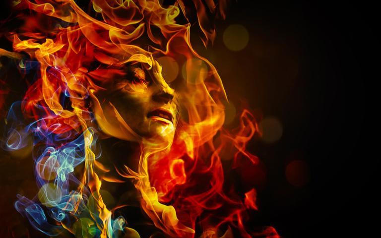 Oroiná: a Orixá do fogo purificador
