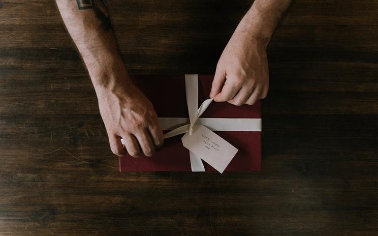 Acerte no presente daquela pessoa querida!