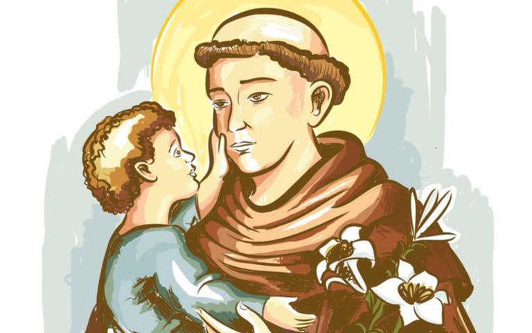 No dia 13 de junho é comemorado o Dia de Santo Antônio