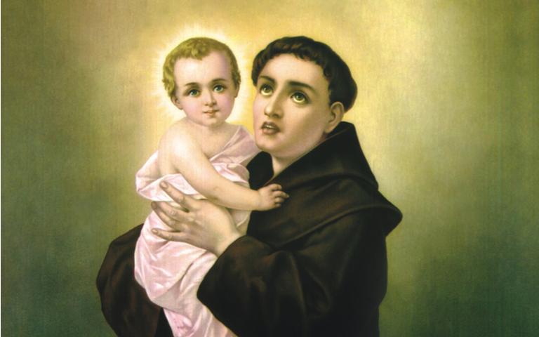 13 de junho é comemorado o dia de Santo Antônio