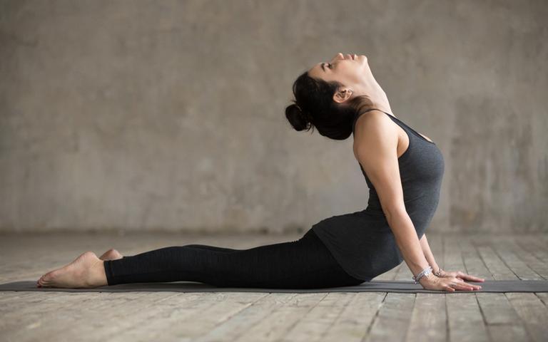 O yoga promove muitos benefícios para o corpo e a mente