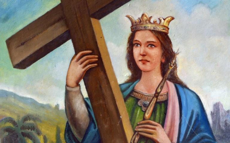 O Dia de Santa Helena é celebrado em 18 de agosto