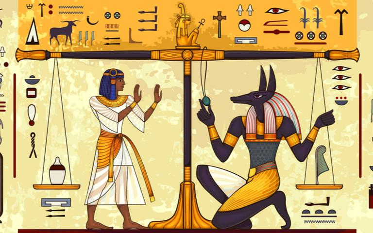 Sua personalidade revelada pelo seu signo egípcio