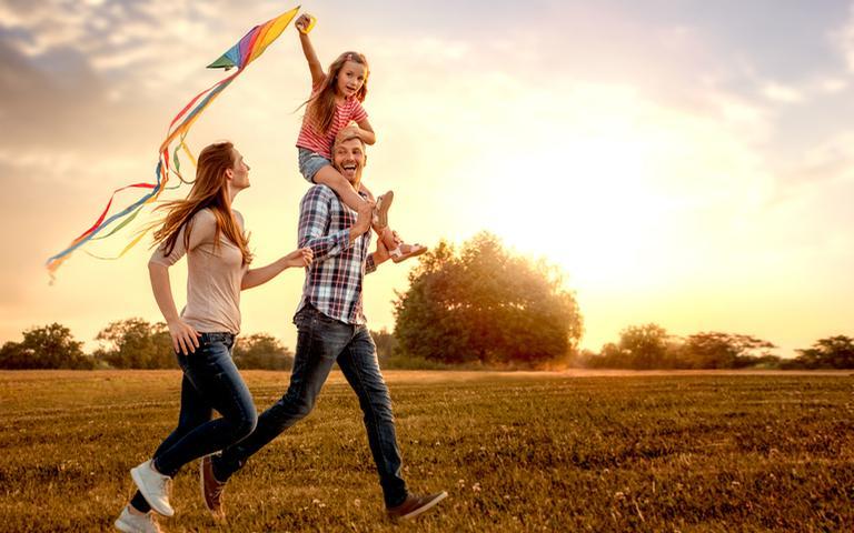 Aprenda a enxergar a vida com mais cor no presente para colher bons frutos no futuro